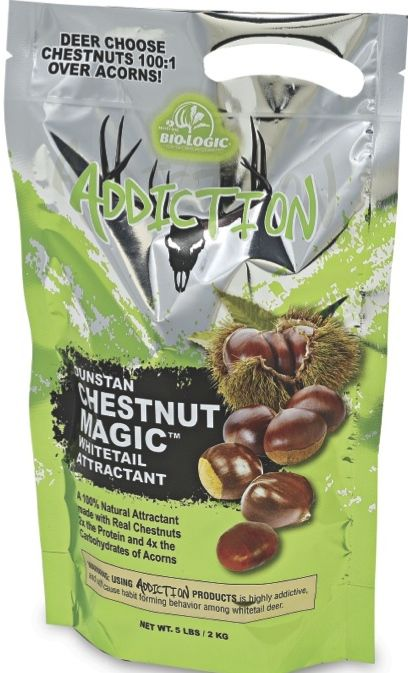 Chestnut Magic Ultimate Deer Attractant deer, attractant, trophy bucks, chestnut attractant, chestnut bounty, chestnut bait,
